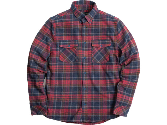 United By Blue The Responsible Flannel Top Men coffee